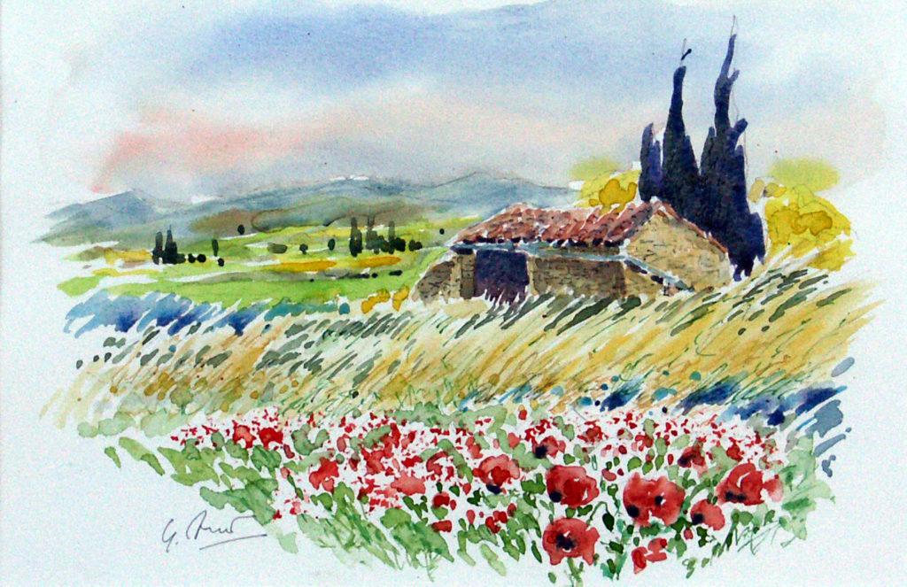 La cabane des blés 2002