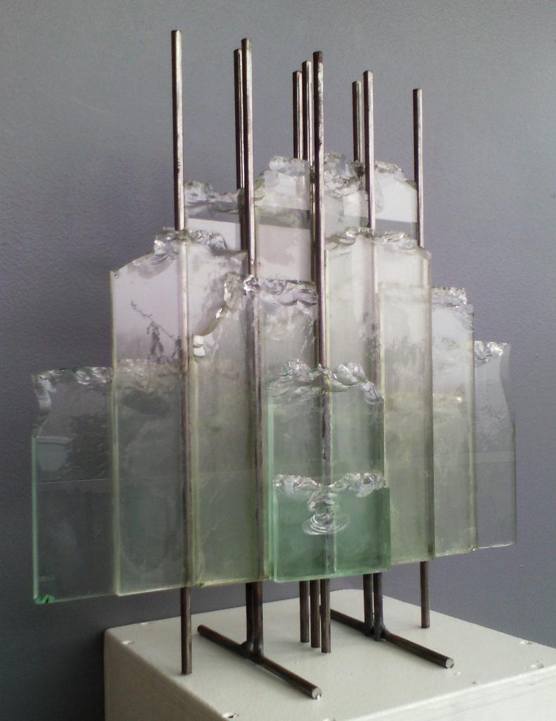 Cascade (verre   fer)