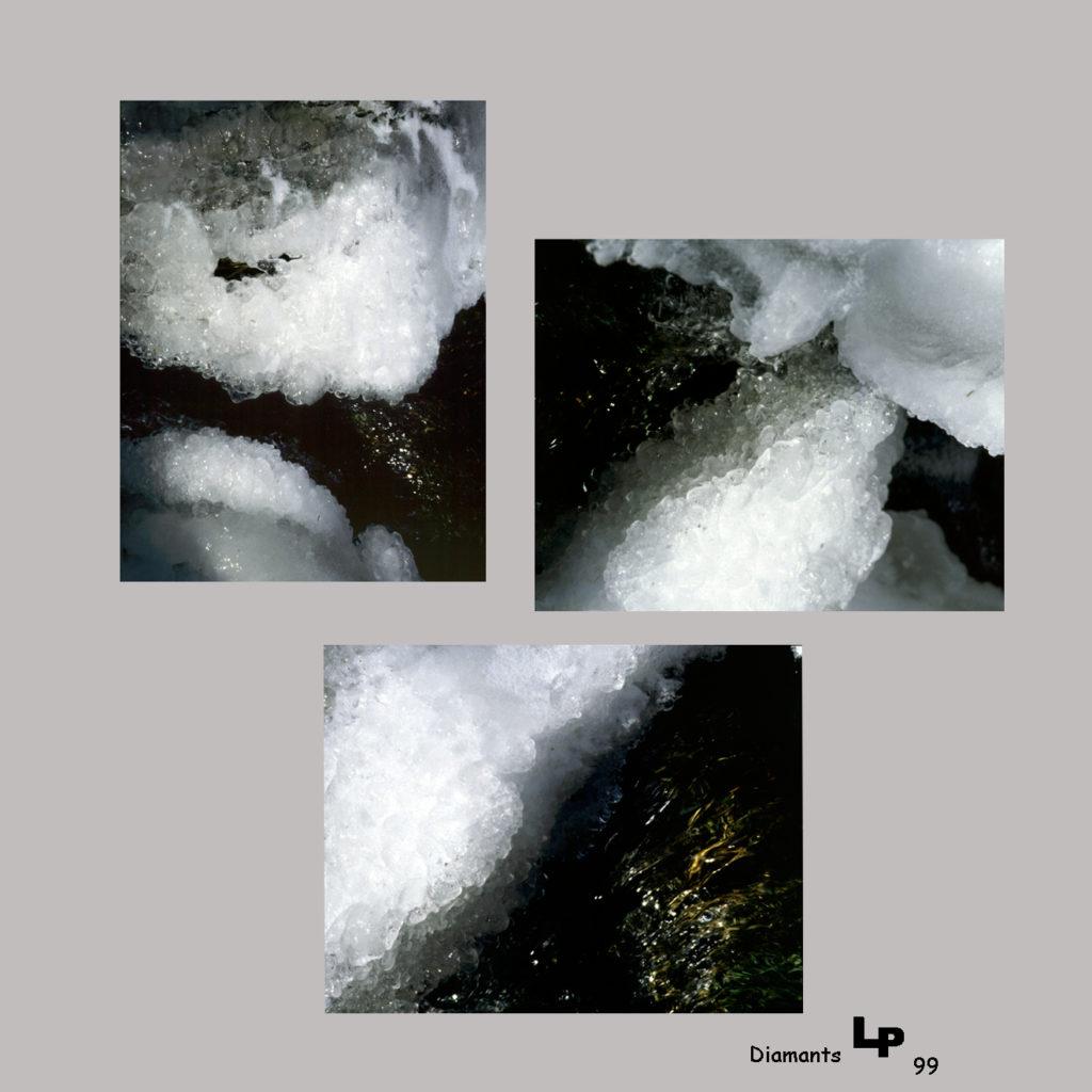 Triptyque » Terre des glaces» Diamants